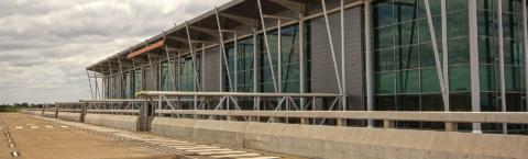 KMIII INTERNATIONAL AIRPORT VVIP TERMINAL